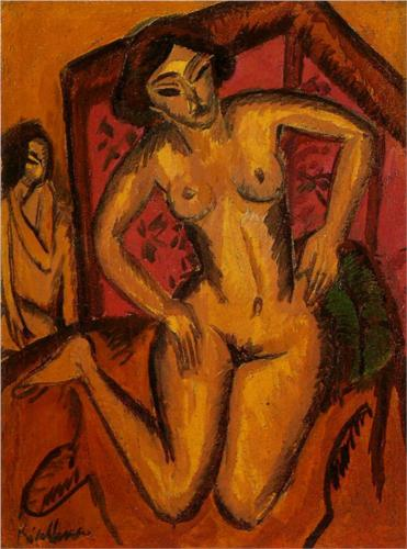 female-nude-kneeling-before-a-red-screen.jpg!Blog